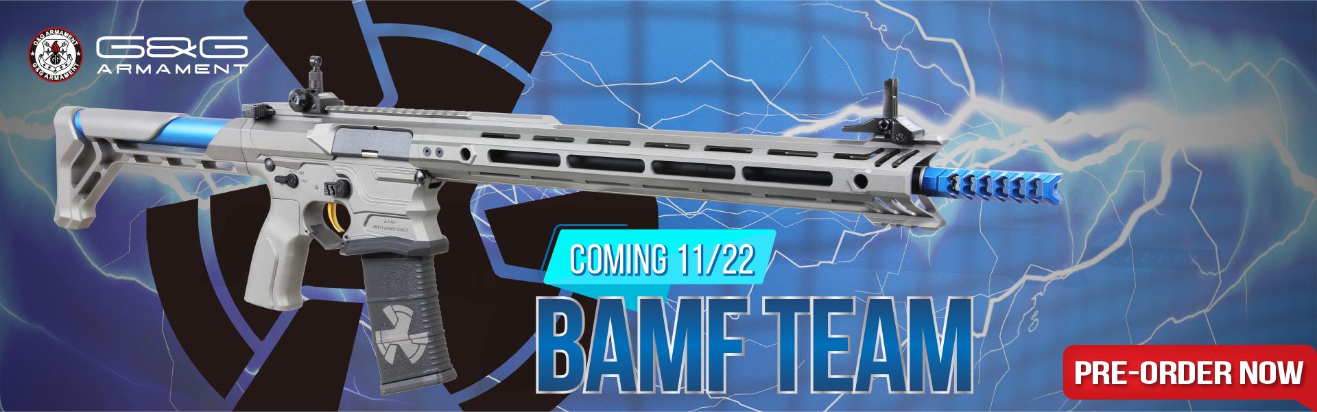 BAMF Pre-Order