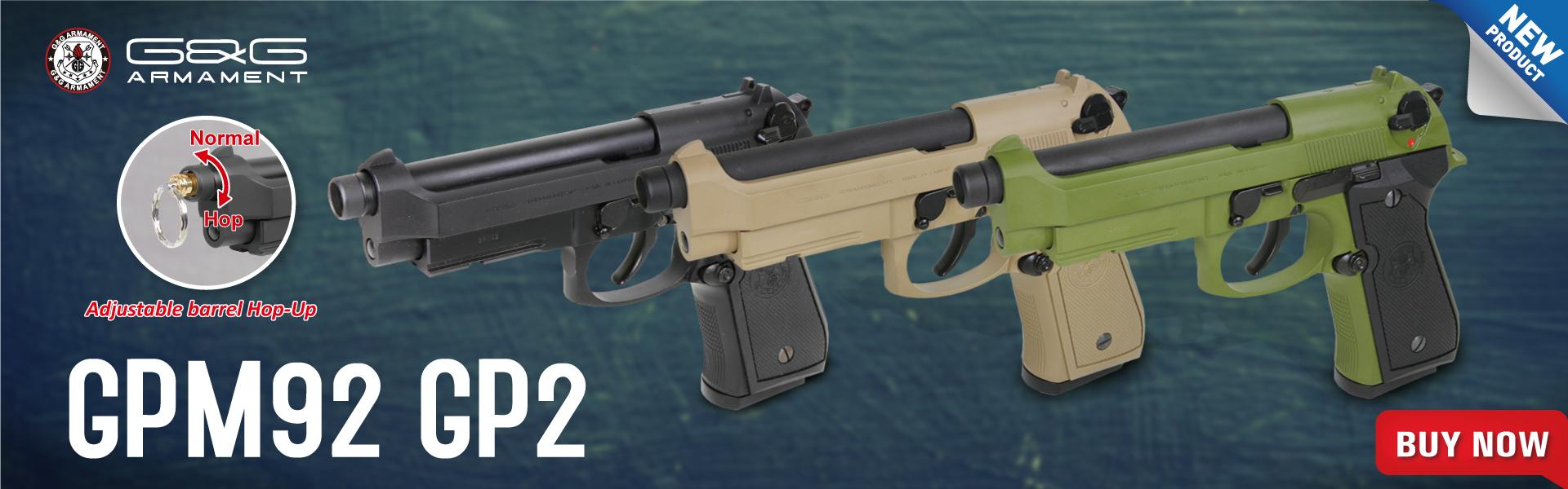 GPM92 GP2