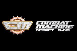 Combat Machine Official G&G Logo