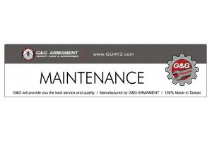 G&G Maintenance Banner
