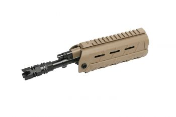 G26 Laser and LED built-in Hand Guard Set Tan