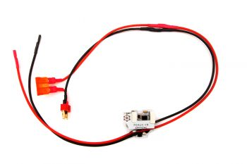 Perun V2 Optical Low Resistance MOSFET - Front Wired (Discontinued)