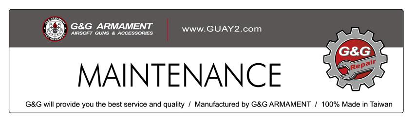 Proper Maintenance for Your Guns