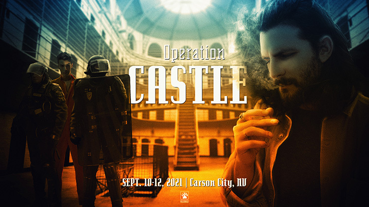 Operation Castle – Realistic MIL-SIM within Prison